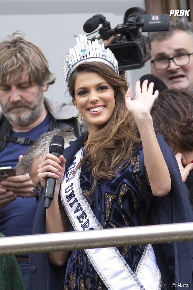 Iris Mittenaere (Miss Univers 2016) : découvrez le prix et tous les secrets de sa couronne !