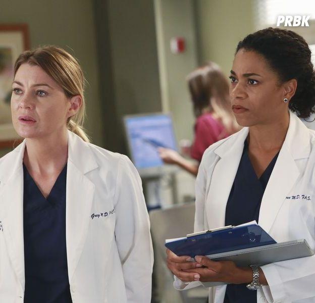 Grey's Anatomy saison 13 : Maggie blessée par le mensonge de Meredith ?