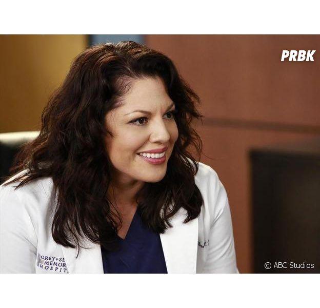 Grey's Anatomy saison 13 : Callie bientôt de retour ?