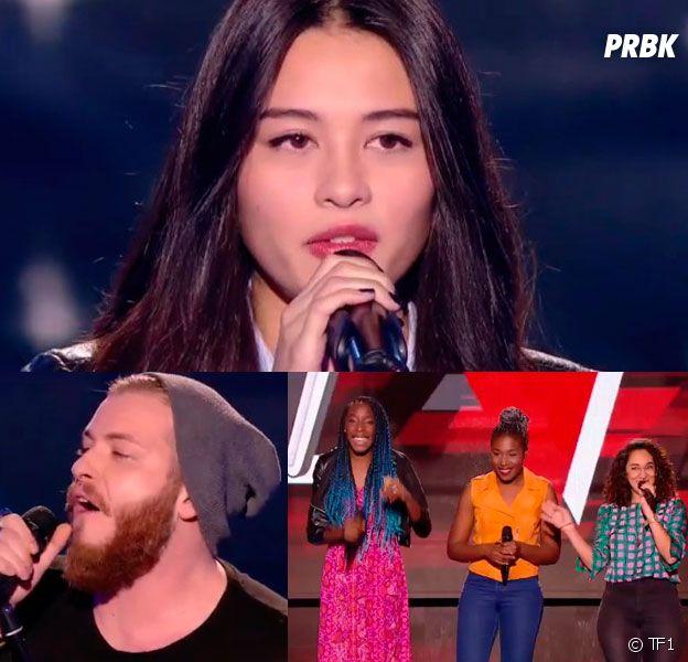The Voice 6 : Lou Maï, Nicola Cavallaro, The Sugazz... les 4 prestations à (re)voir absolument