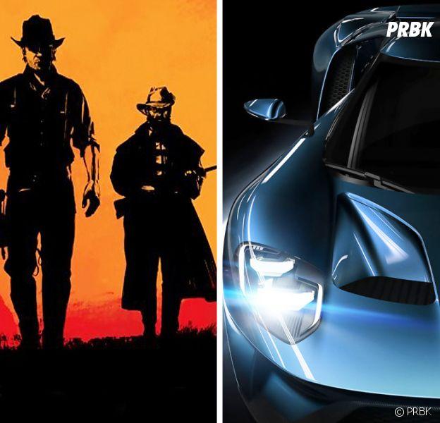 Red Dead Redemption 2 et Forza Motorsport 7 en 4K sur Xbox One Scorpio