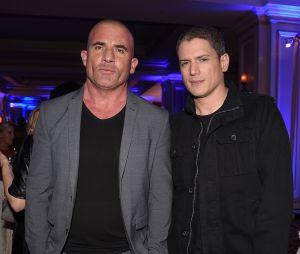 Wentworth Miller et Dominic Purcell : les deux stars de Prison Break ne sont pas si amis que ça...