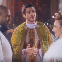 Scènes de ménages : revivez le mariage de Cédric et Marion ❤️