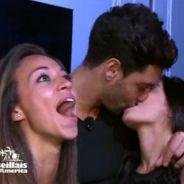 Jessy (Les Marseillais South America) réagit au bisou de Valentin et Manon 😘