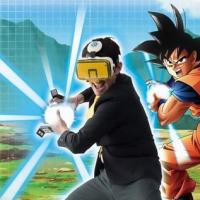 Dragon Ball Z VR : il existe un jeu pour faire des Kaméhaméha en réalité virtuelle !