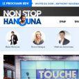 Cyril Hanouna lance son site consacré à TPMP : non-stop-hanouna.fr