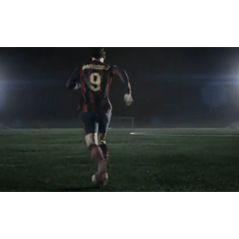 Pub Nike ... Zlatan Ibrahimovic dans une ambiance futuriste