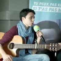 """Gianni Bee (The Voice 6) effrayé par les battles : """"ça va être un vrai challenge"""""""