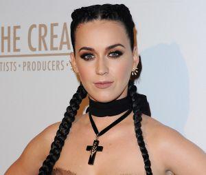 Katy Perry avait déjà testé les tresses à la Kim Kardashian !