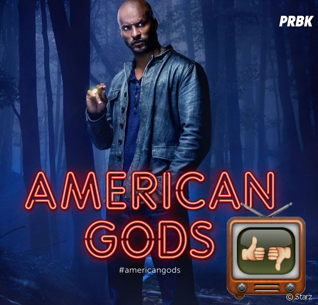 American Gods : faut-il regarder la série de Bryan Fuller ?