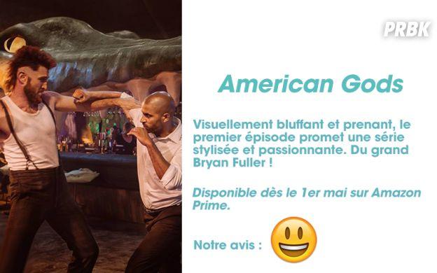 American Gods : notre avis sur la série