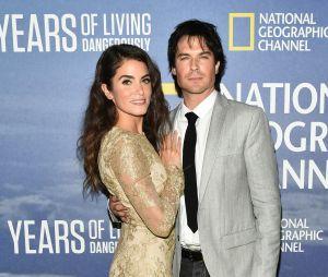 Ian Somerhalder et Nikki Reed vont devenir parents en 2017