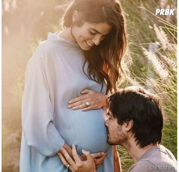 Ian Somerhalder et Nikki Reed bientôt parents pour la première fois