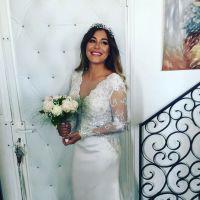"""Anaïs Camizuli, mariée en secret, répond aux critiques sur son mariage : """"on vous emmerde"""""""