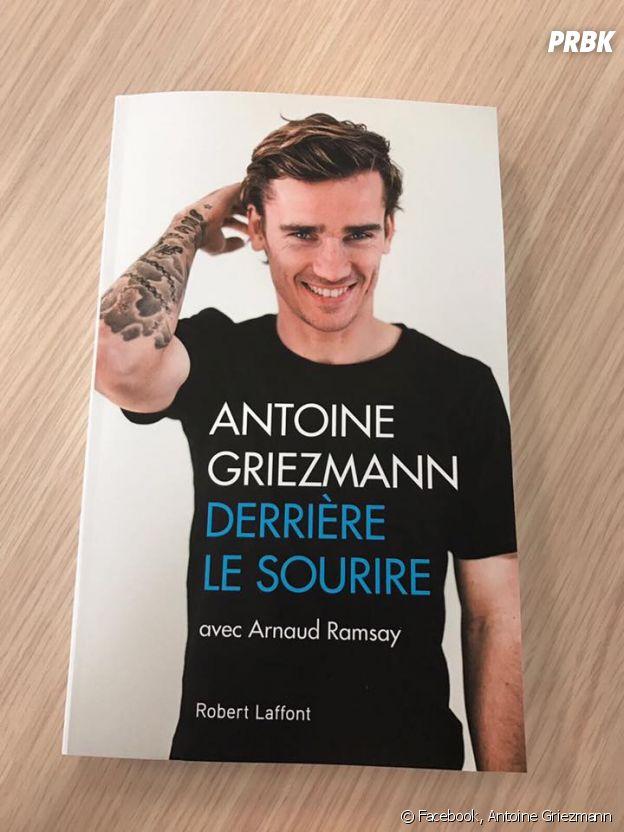 """Antoine Griezmann se confie sur sa soeur et le Bataclan dans son livre : """"Nous avons eu très peur"""""""