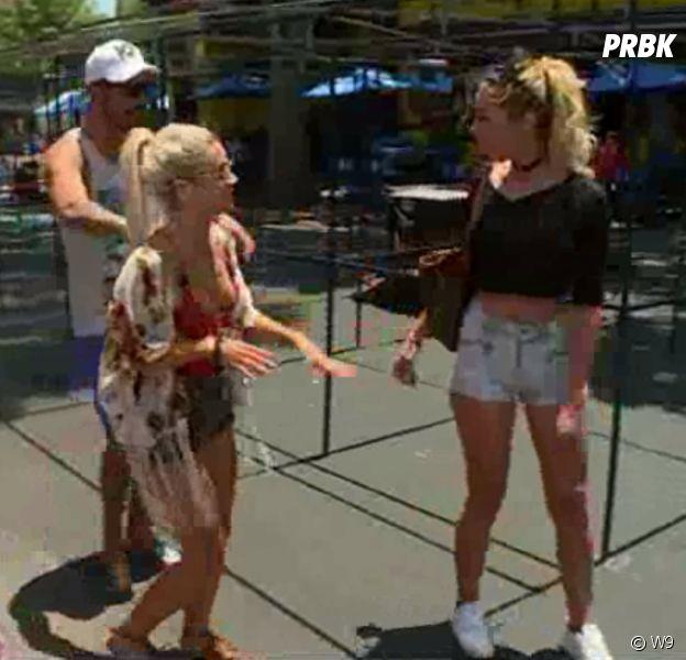 Kevin (Les Marseillais South America) offre une bague à Carla, Hillary pète un câble