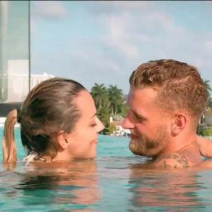 """Barbara Lune (Les Anges 9) et Jordan en couple ! L'ex de Milla ne """"s'y attendait pas"""""""