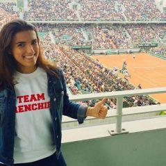 Roland-Garros 2017: le Français Maxime Hamou embrasse de force la journaliste Maly Thomas