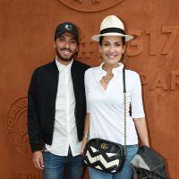 Cristina Cordula et son fils Enzo complices à Roland-Garros