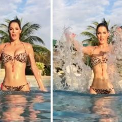 Iris Mittenaere future James Bond Girl ? Bikini sexy et slow motion sur Instagram