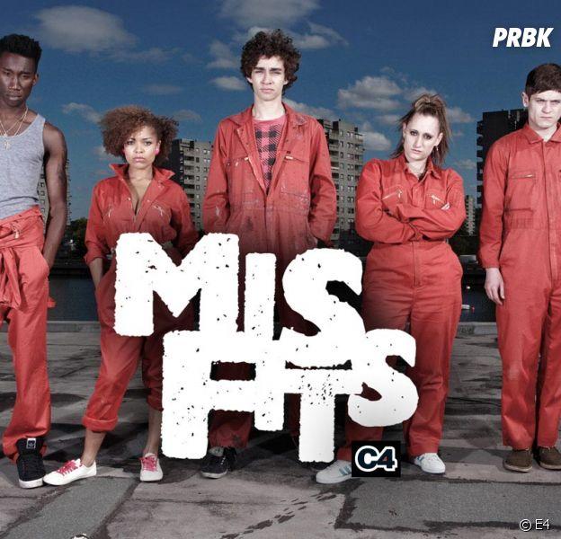 Misfits : un remake américain en préparation