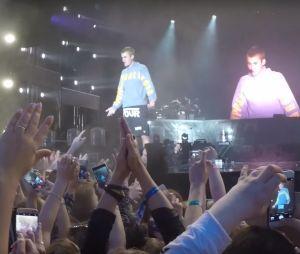Justin Bieber attaqué en plein concert après avoir refusé de chanter Despacito