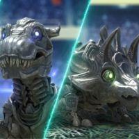 Transformers - The Last Knight : découvrez les bébés Dinobots