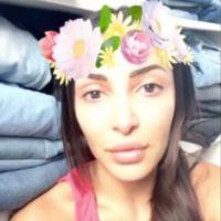 Sananas en larmes sur Snapchat, la Youtubeuse se confie