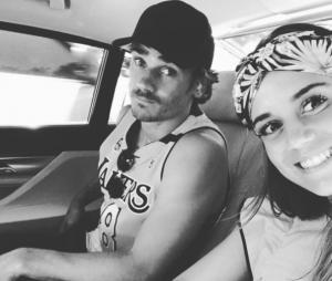 Antoine Griezmann et Erika Choperena de retour de lune de miel : ils retrouvent leur petite Mia