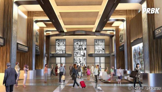 Un hôtel Marvel va ouvrir à Disneyland Paris !
