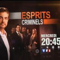 Esprits Criminels saison 5, ça commence sur TF1 aujourd'hui ... mercredi 5 mai 2010 ... bande annonce