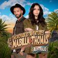 Les premières images de l'émission Les Incroyables Aventures de Nabilla et Thomas en Australie