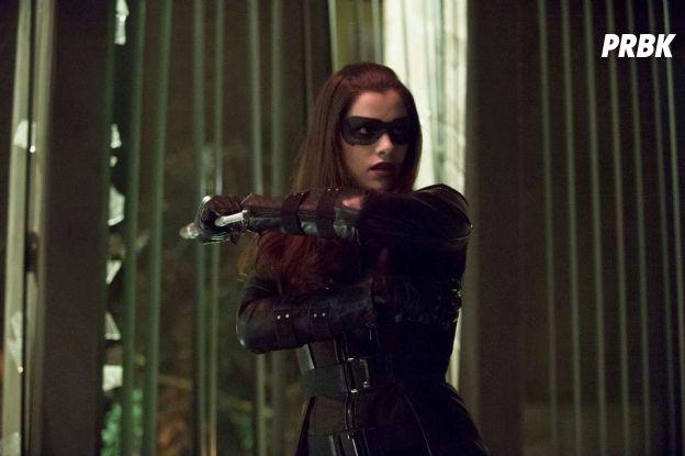 Arrow saison 6 : The Huntress de retour