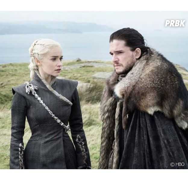 Game of Thrones saison 7 : Emilia Clarke et Kit Harington réagissent au season finale la saison 7 !