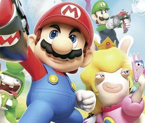 Mario + The Lapins Crétins