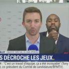 JO 2024 à Paris : surexcité, Teddy Riner perturbe le direct de BFM TV et c'est très drôle 😂