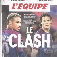 Neymar VS Cavani : après le clash, un début de bagarre, un unfollow Insta et une vraie guerre ?