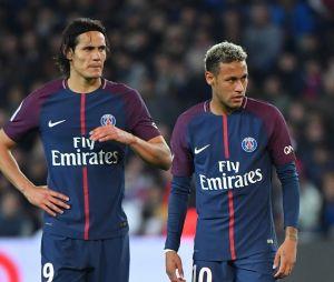 Neymar et Edinson Cavani : une bagarre évitée dans les vestiaires du PSG après le match contre Lyon le 17 septembre 2017 ?