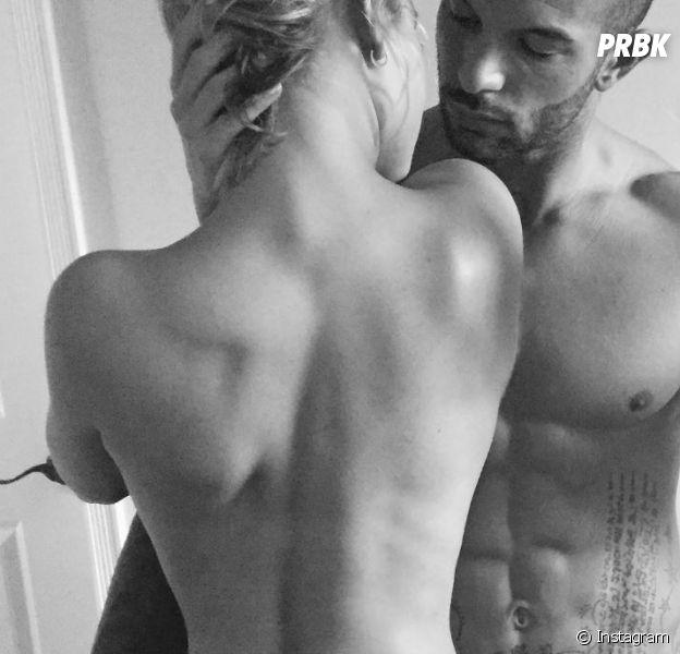 Danse avec les stars 8 : Emmanuelle Berne pose nue avec son chéri Tony !