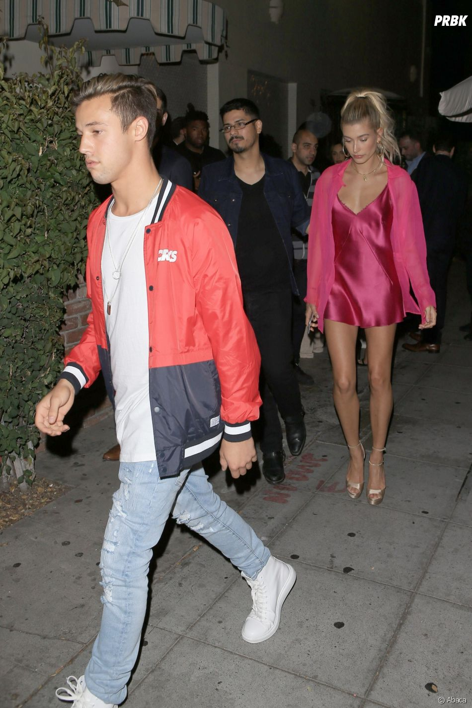 Cameron Dallas en couple avec Hailey Baldwin ?