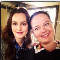 Gossip Girl : Blair et Dorota amies... dans la vie !