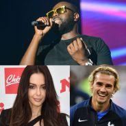 Maître Gims, Nabilla Benattia, Antoine Griezmann... les stars les plus dangereuses du web