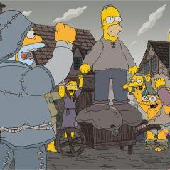 Les Simpson : la parodie déjantée de Game of Thrones !