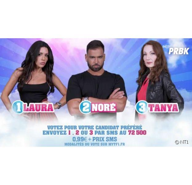 Noré (Secret Story 11), Laura et Tanya nominés : Alain refuse de sauver ses deux complices