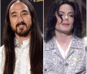 """Thriller"" de Michael Jackson : le remix explosif de Steve Aoki"