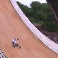 Taïg Khris saute de la Tour Eiffel ... la vidéo est là