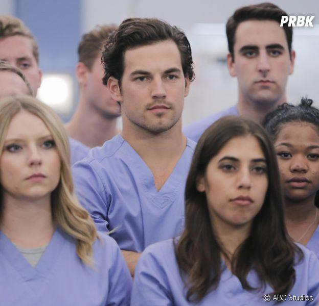 Grey's Anatomy saison 14 : découvrez les nouveaux internes
