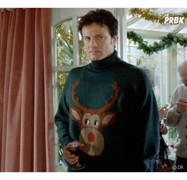 Mark Darcy aurait pu participé au championnat du monde de pulls moches