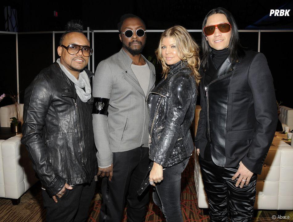 Black Eyed Peas de retour sans Fergie : will.i.am confirme