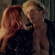 "Logan Paul face à une version zombie sexy de Bella Thorne dans son clip ""Outta My Hair"""